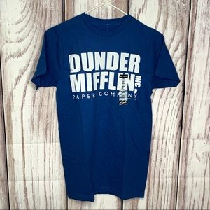 The Office T-shirt Dunder Mifflin By Hot Topic